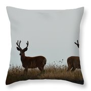 Ridge View Throw Pillow