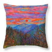 Ridgeland Winter Beauty Throw Pillow
