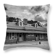 Ridgway Depot 3518b Throw Pillow