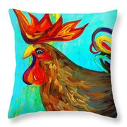 Ridiculously Handsome Throw Pillow