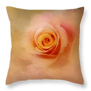 Right To The Core Throw Pillow