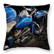 Rikuo Throw Pillow