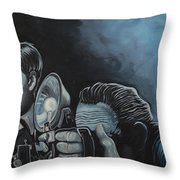 Ringside Press Throw Pillow
