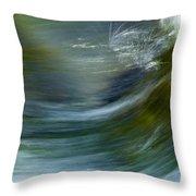 Rio Caldera Flow 2 Throw Pillow