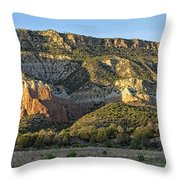 Rio Chama Valley Throw Pillow