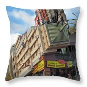 Ripley Museum Throw Pillow