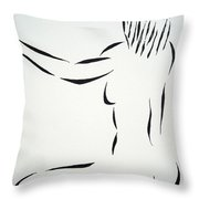 Ripose 2 Throw Pillow
