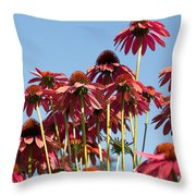 Rise Above All Throw Pillow