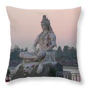 Rishikesh Throw Pillow