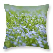 Rising Above The Rest Throw Pillow