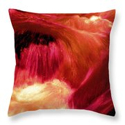 River From Hell Throw Pillow