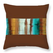 River Of Desire 1 By Madart Throw Pillow