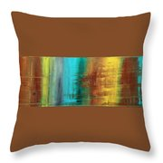 River Of Desire 21 By Madart Throw Pillow