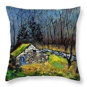 River Ywoigne 7651 Throw Pillow