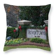 Rivertowne Throw Pillow