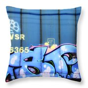Rivoted Canvas Throw Pillow