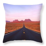 Road Monument Valley Utah Usa Photograph By Panoramic Images