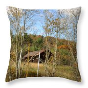 Bernard Coffindaffer's Calling Throw Pillow