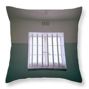 Robben Island Throw Pillow