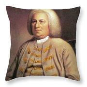 Robert Dinwiddie (1693-1770) Throw Pillow