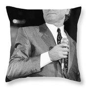 Robert Palmer Throw Pillow