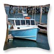 Robin Lyn 0220 Throw Pillow