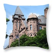 Rochester City Hall 2009 Throw Pillow