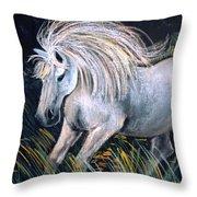 Rocinante Throw Pillow