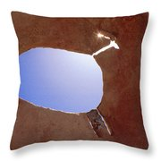 Rock Art Throw Pillow