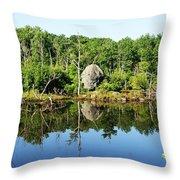 Rock I Throw Pillow