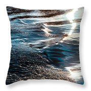 Rock Me Gently Throw Pillow