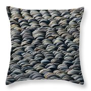 Rock On Rock Throw Pillow