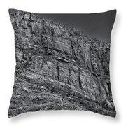 Rock Ridge 100 Throw Pillow