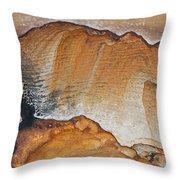 rock 'V Throw Pillow