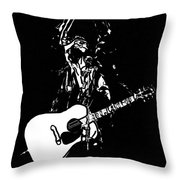 Rockabilly Throw Pillow
