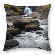 Rockaway River Throw Pillow