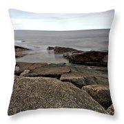 Rockport Cove Throw Pillow