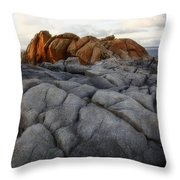 Rocks 2.0 Throw Pillow