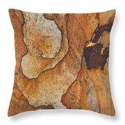 rocks 'IV Throw Pillow