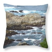 Rocky Cove Detail Throw Pillow