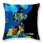 R P  In Spokane 1977 Throw Pillow