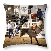 Rodeo High Flyer Throw Pillow