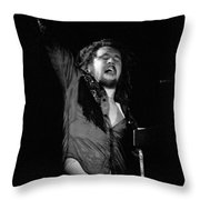 Roger Boyd 2 Throw Pillow