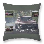 Rogue Callan Throw Pillow