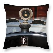 Rollin Throw Pillow