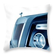 Rolls Royce 7 Throw Pillow