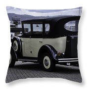 Rolls Royce - Regent Throw Pillow