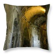 Roman Arena Throw Pillow