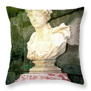 Roman Biltmore Asheville Nc Throw Pillow