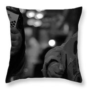 Roman Serenade Throw Pillow
